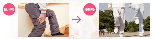 膝痛(ひざ痛)、肩こりなど身体の不調の原因を回避!