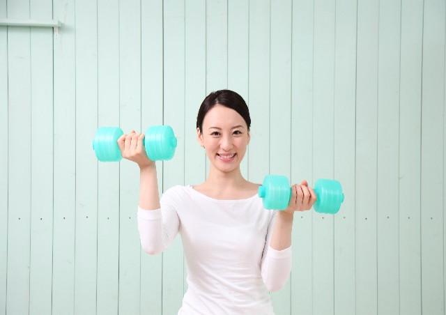 適度な運動を取り入れる
